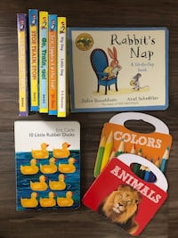 Used Toddler/Kids' Books (12 books total) Chicago, 60661