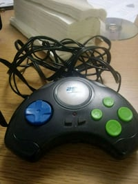 black and gray corded game controller Hyattsville, 20785
