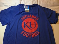 Kansas Jayhawks Preseason Football Shirt Little Rock