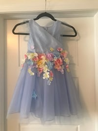 Monsoon dress age 5 Milton, L9E