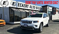 2014 Jeep Grand Cherokee Limited 4x4 Barrie