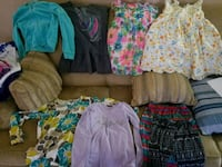 Girls clothes 6x-7 lot Chesapeake, 23321