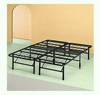 Bed Frame, Queen Size  St. George, 84790