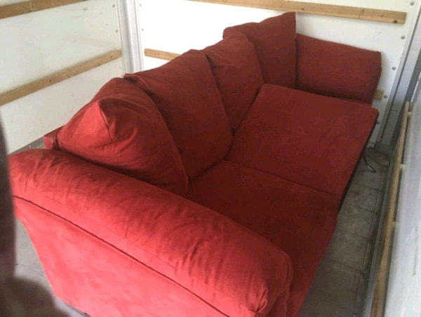 Red Couch for Sale Marietta Area