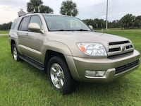 Toyota - Hilux Surf / 4Runner - 2005 Tampa