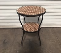 Side Tables ($30 each or the pair for $50) Las Vegas, 89120