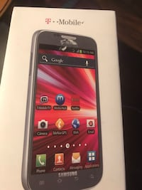 Black samsung galaxy s 2 Prepaid Mobile - phone ( No lower price )T Mobile  Camby, 46113
