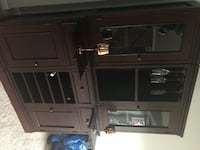 Crate and Barrel China Cabinet Schaumburg