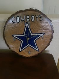 brown and blue Dallas Cowboys cap West Valley City, 84120