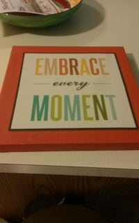 red and white wooden quote board Green Bay, 54304