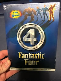 Fantastic Four : Complete Animated Series FIRM PRICE  Brampton, L6V 3W6