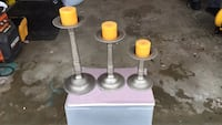 Pewter Candle holders San Jose, 95135