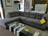 Ashley furniture charcoal color sectional College Park