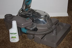 Kirby Sentria II G10D Upright & Portable Vacuum Cleaner + Carpet Shampooer + Blower + Attachments