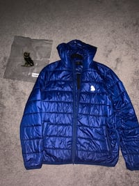 Ovo bubble jacket with tags
