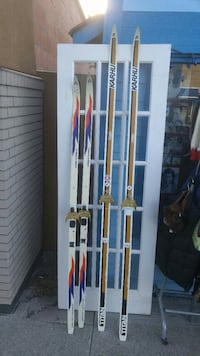 Vintage cross country skis  Calgary, T2Y