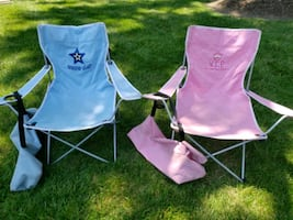 Kids Camp chairs