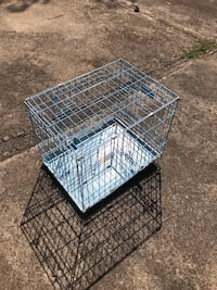 Blue metal pet cage Bloomsburg, 17815
