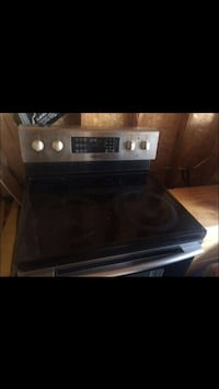 electric stove with oven stainless steel Brampton, L6Y 3K8