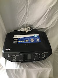 Epson RX595 DVD, CD Printer.  As is $49 41 km
