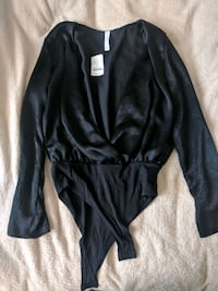 Women's Black Bodysuit  Richmond Hill, L4C