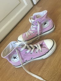 par rosa Converse All Star høy-top sneakers Skien, 3719