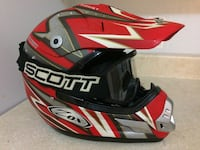 Zox Roost motorcycle Helmet with Goggles Large Farmington Hills, 48336