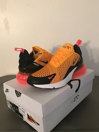 Nike Air Max 270 Gold New York, 10463