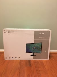 "BRAND NEW Acer 23.8"" monitor Mc Lean, 22102"