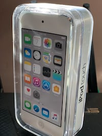 iPod Touch 16GB Silver 6th Generation - Latest Model Kent, 98031