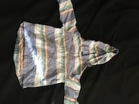 Toddler's white and green plaid hoodie old navy  Hempstead, 11550