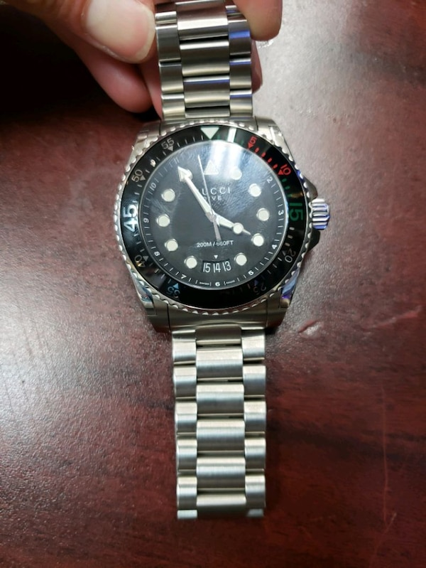 Gucci Dive Stainless Steel Watch 746092b4-94f5-4609-bf92-78c5011b330d