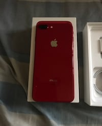 PRODUCT RED iPhone 8 Plus with box District Heights, 20747