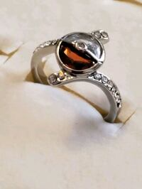 New Silver ring, size 9 Toronto, M2M 4B9