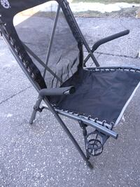 coleman high back foldable lawn chairs $50.00