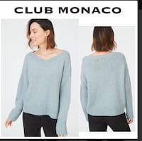 Bnwt Club Monaco Sweater Sz Small Vaughan, L4H 3L9
