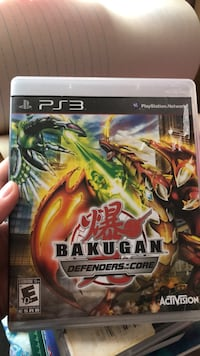 Bakugan PlayStation 3 game Pasadena, 21122