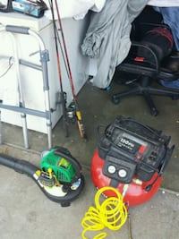 black and red pressure washer Salinas, 93906