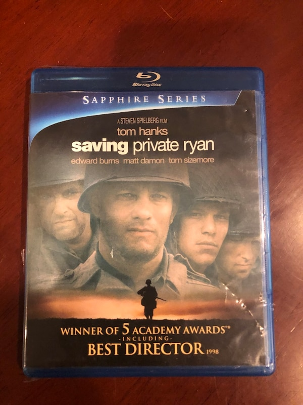 Saving private Ryan Blue Ray  2e925fae-d8e3-4385-b72e-1b06e0da2e1a