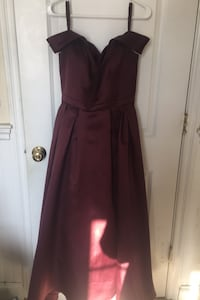 Prom Dress Only Worn Once Size 8 Methuen, 01844