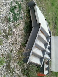 Steel and concrete stairs Calgary, T2A 1T6