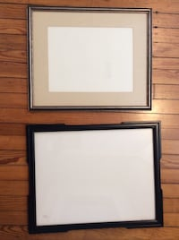 Three Frames with glass