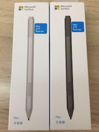 Microsoft Surface Pen - BRAND NEW SEALED BOX $99  https://www.bestbuy.ca/en-ca/product/microsoft-surface-pen-silver/11086612.aspx  BRAND NEW  SEALED BOX 1 YEAR WARRANTY   $100 cash FIRM PRICE  LAPTOPS WHOLE SALE  [PHONE NUMBER HIDDEN]  HOURS - 9AM-8PM Toronto