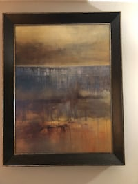 "Paining, wood frame. 46"" x 36"" Arlington, 22202"