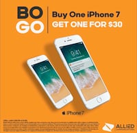 BUY ONE GET ONE IPHONE 7 DEAL‼️‼️ South Boston, 24592