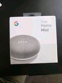 Google Home Mini Chalk Brand New 13 km