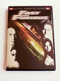 Fast and Furious DVD Orléans, 45000