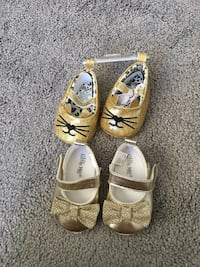 Baby girl shoes size 1 Palmdale, 93552