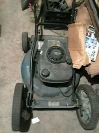 black and green push mower Chicago, 60643