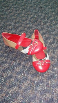 Burberry girls shoes size5 Frederick, 21703